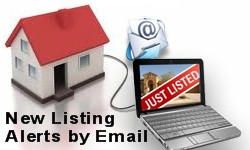 Be the first to see new listings as they become available.